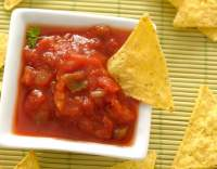Pikantní rajčatová salsa
