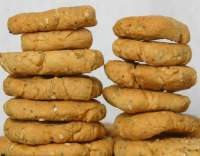 Malé slané sušenky