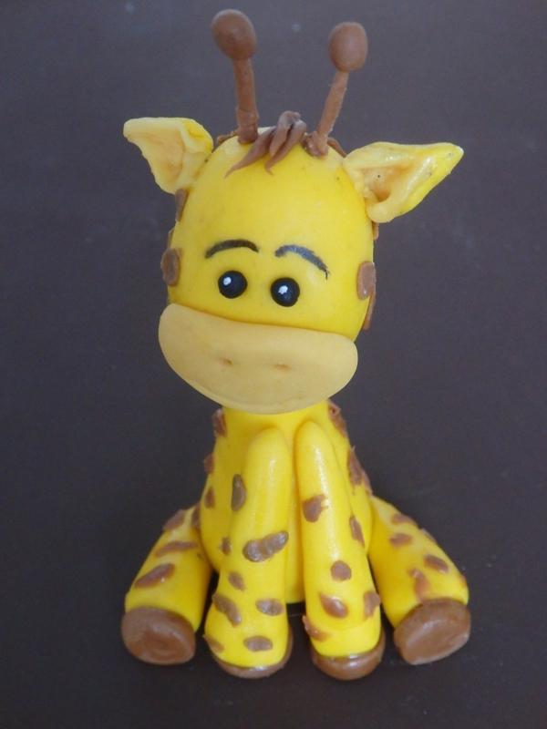 Obrázek lekce Žirafa
