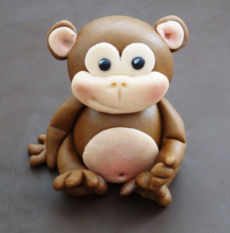 Obrázek lekce Opička